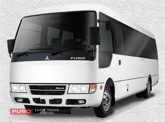 Fuso Rosa Deluxe LWB 25 Seat Auto Bus