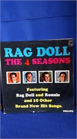 Ragdoll The Four Seasons