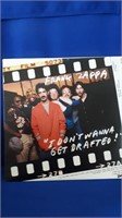Frank Zappa I don't want to get drafted
