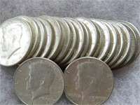 COIN, CURRENCY,GOLD & SILVER AUCTION - 240 LOTS