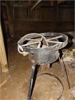 Gas Fish Fryer