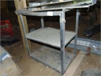 Stainless Steel Restaurant Cart