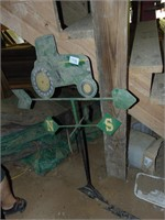 John Deere Weather Vane