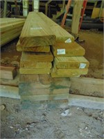 (9) Thick Deck Boards [~8ft. long], (1) 2x6, +