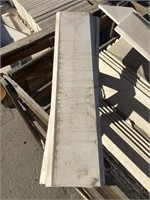 marble trim 36x8.5x1 inches