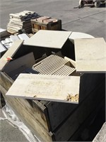 White Marble, different sizes, 3.5x24x1 inches,