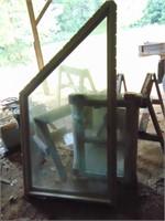 Trapezoid Window