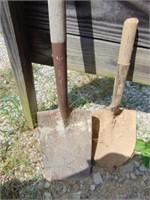 Scraper + Shovel
