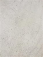 23 White Marble, 18x18 inches