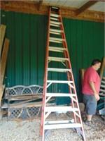 12 ft. Werner Step Ladder