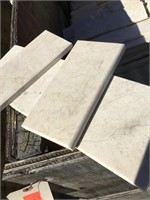 White Marble, 4x12 inches