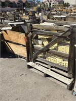 2 pallets of White Marble, 12x12 inches