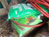 (3) Bags of Potting Soil