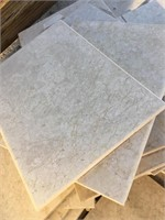 White Marble, 12x12 inches, 12 x9 inches