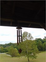 (2) Wind Chimes