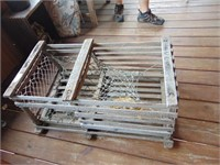 Lobster Trap Coffee Table (Original)
