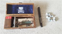Wilkinson Sword Co. Hand Razor And Old Pen And Etc