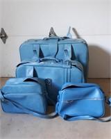 4 Piece Luggage.