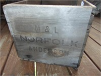 M&L Norfolk Anderson Crate