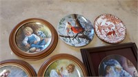 Lot Of Collector Plates Quite A Few Have