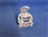 Swarovski Crystal Hippo