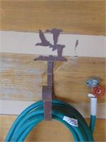 Hose w/ Duck Decorative Hook