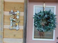 Wreath + Decor