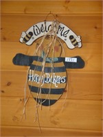 Honey Bakers Restaurant Sign