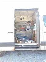2007 Dodge Sprinter Cargo Van 2500 144 WB