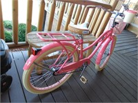 Huffy Pink Bicycle