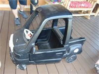 Little Tikes Black Pickup Truck Toy