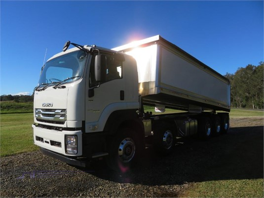 2019 Isuzu FYX 2500 - Trucks for Sale