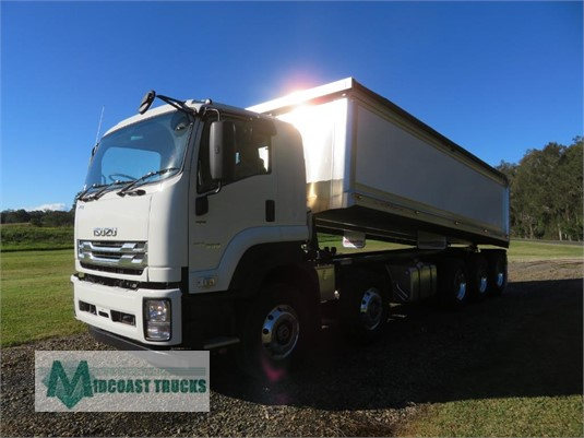 2019 Isuzu FYX 2500 Midcoast Trucks - Trucks for Sale