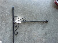 Metal Yard Sign Holder