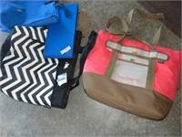 (3) Cooler Bags