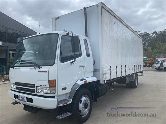 2005 Fuso Fighter 10 - Trucks for Sale