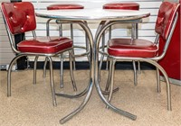 Furniture Ice Cream Parlor Table / Chairs & Stool