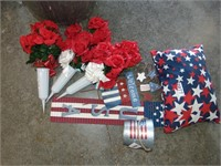 Patriotic Decor: 4th of July, Independence Day