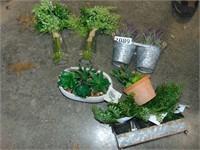(New) Artificial Plants