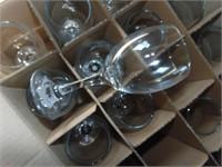 [New] (24) Wine Glasses