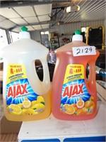 (1) Full Gallon of Ajax + (1) Partial