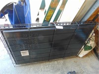 Large Folding Wire Dog Crate
