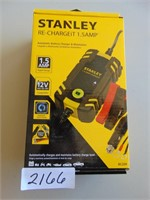 Stanley 1.5 amp Automatic Battery Charger;