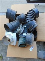 Dryer Vent; Drain Pipe Fittings