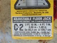 Basement Floor Jack (NIB)
