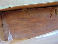 Partial Bag of Oil Dry; Partial Bag of Wood