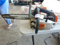 Stihl MS-192T Chainsaw