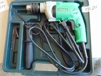 "Hitachi 5/8"" Hammer Drill"