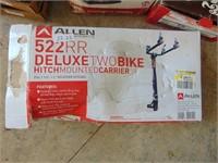 Allen Sports 2 Bike Hitch Mounted Carrier