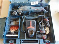 Bosch Multi-X Oscillating Tool w/ Batteries,